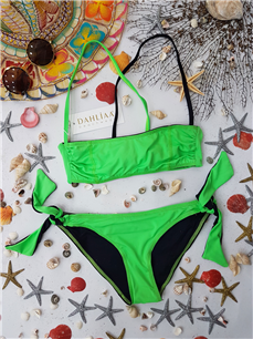 Straplez Bikini Takım