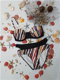Hazır Cuplı Bikini Takım