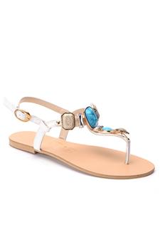 beyaz-sandalet