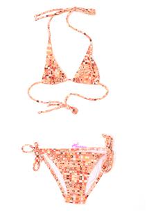 Üçgen Basic Bikini Takım